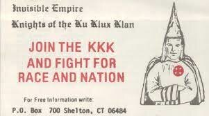 The Ku Klux Klan is Established