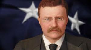 Teddy Roosevelt Becomes President of the United States