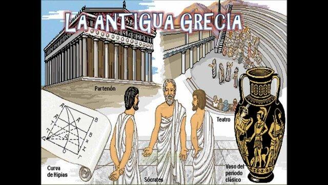 Civilización griega: sistema ático