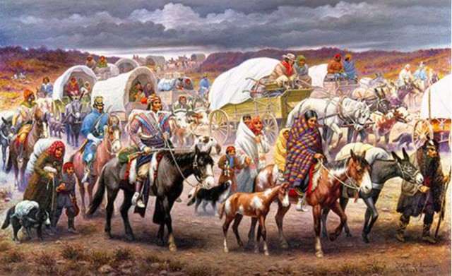 The Indian Removal Act is Passed