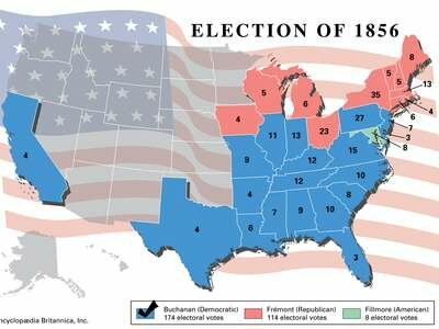 Election of 1856