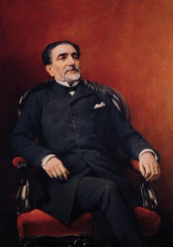 Fundació del partit Liberal-Fusionista (Pràxedes Mateo Sagasta)