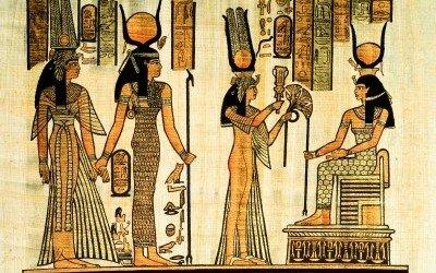 Egipcios.