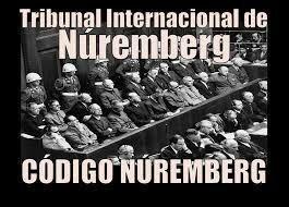 CÓDIGO INTERNACIONAL DE NUREMBERG
