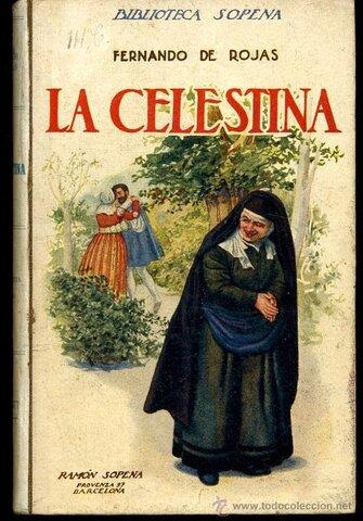 "1499 Se publica ""La celestina"" por Fernando de Rojas"