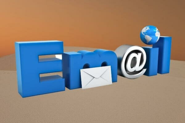 The invention of Email