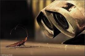 Wall-E meets cockroach