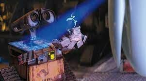 Wall-E find PLANT