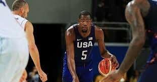 Baloncesto como deporte olimpico