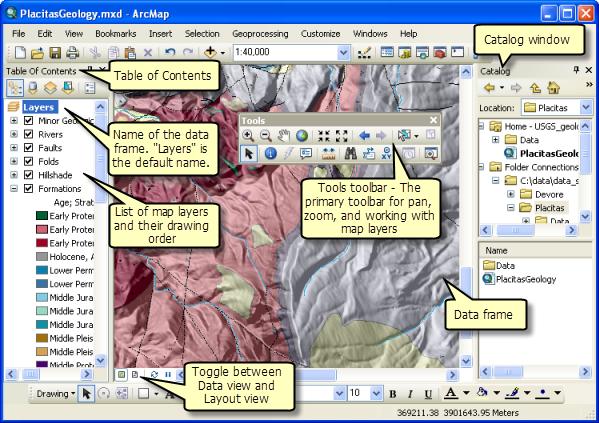 1999: se lanza ArcGIS