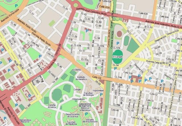 2004 - Fundación de OpenStreetMap