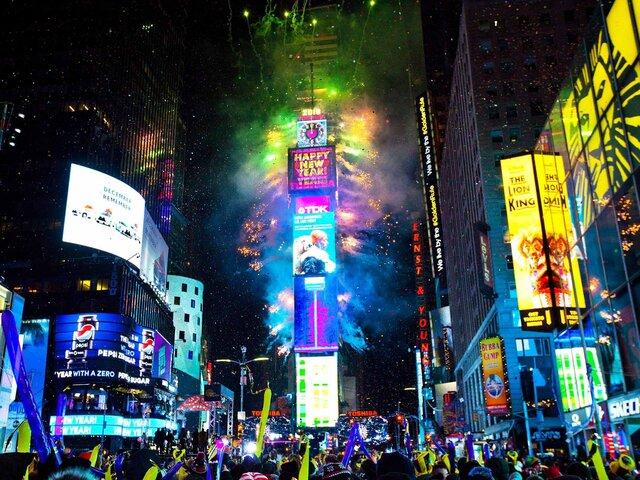 visite à New York