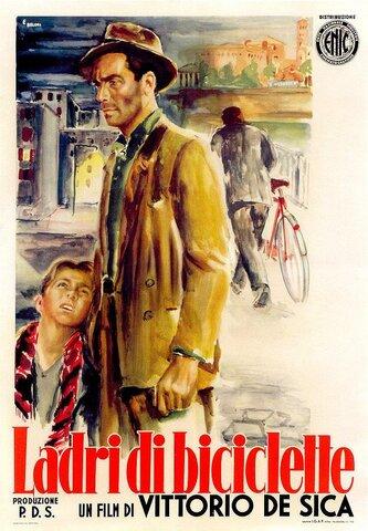 el ladron de bicicletas