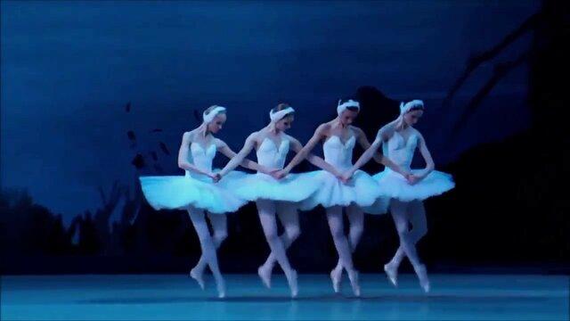 Se crea el Lago de los cisnes y el cascanueces por Tchaikovsky