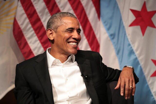 El final de Obama gobernant Estats Units (polític)