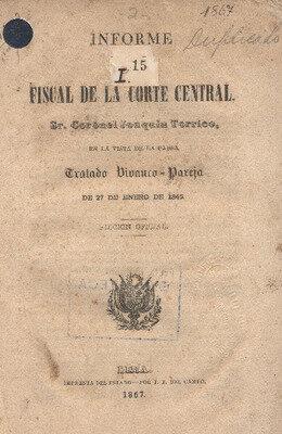 Tratado de Vivanco-Pareja