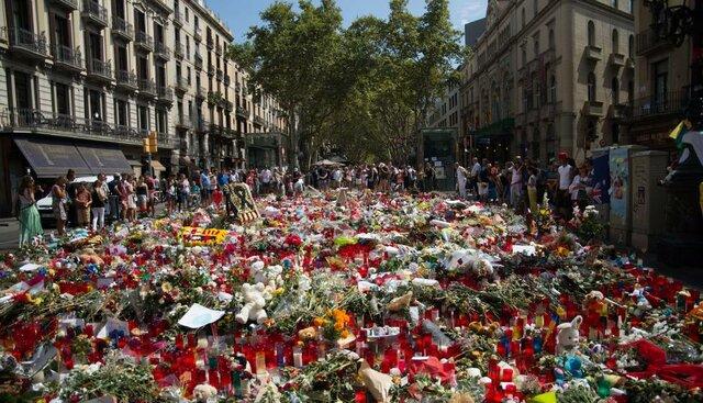 Atemptat Barcelona (social)