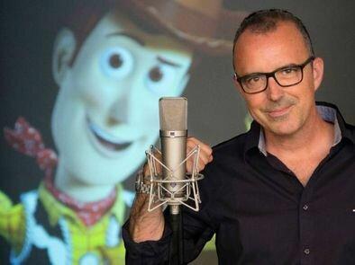 La voz de Woody se pone en huelga