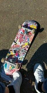Començo el skate