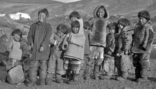 Residential Schools Expand to Northern parts of Canada