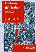 """Publicación del libro """"historia del trabajo social""""."""