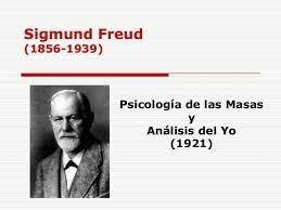 Le Bon, 1895; S. Freud, 1921