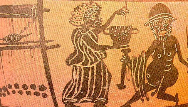Textiles en el Neolítico