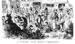 Pandemia del colera
