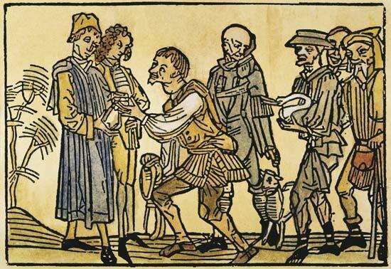 Surge el feudalismo.