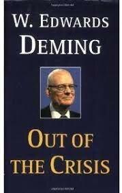 """Deming publicó """"Fuera de la crisis"""""""