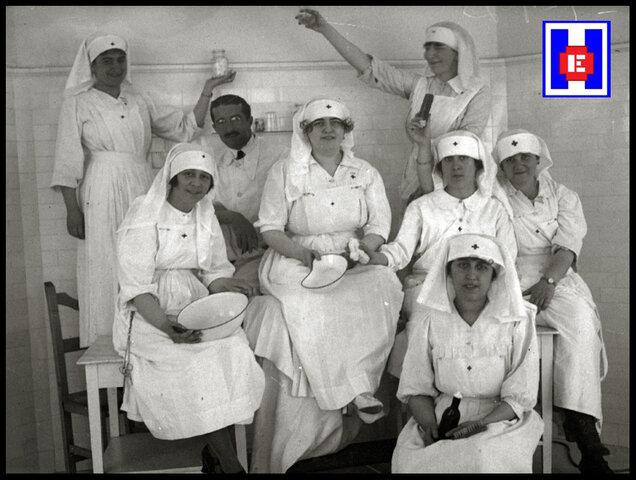 Primer curso destinado a enfermeras visitadoras