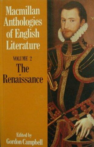 renaisansse english literature