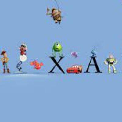 Peliculas Pixar timeline