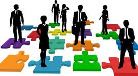 Evolución de la Teoría de la Organización timeline