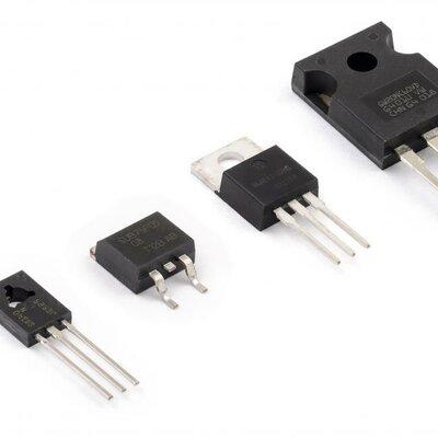 Historia de los Transistores timeline