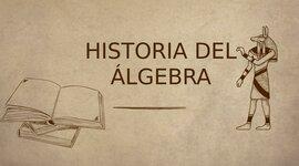 Historia del Algebra  timeline