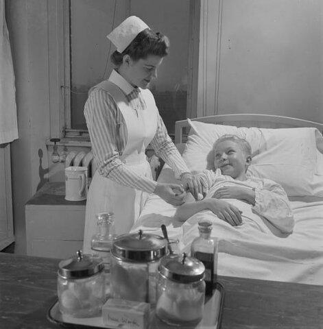 Inicio la vacunación antipolimelitica