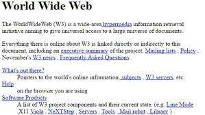 World Wide Web Proposal