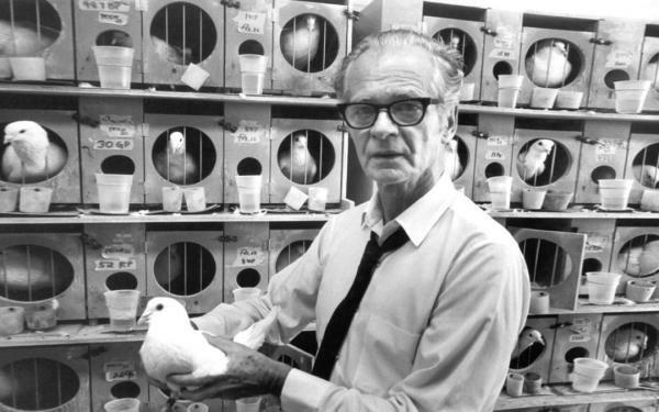 "B.F. Skinner, pública ""la conducta de los organismos"""