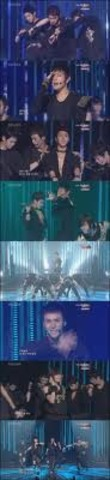 """BEAST claimed 1st place on KBS Music Bank with the song """"Soom"""""""