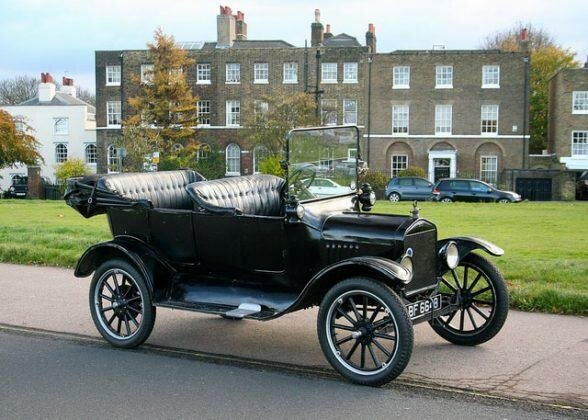Modelo T de Ford