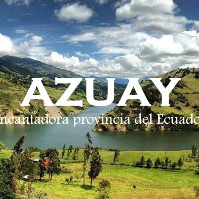 Ecuador su provincia el Azuay timeline
