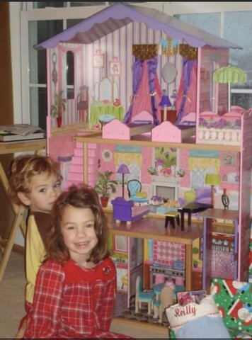 Got The Doll House I Wanted For Christmas