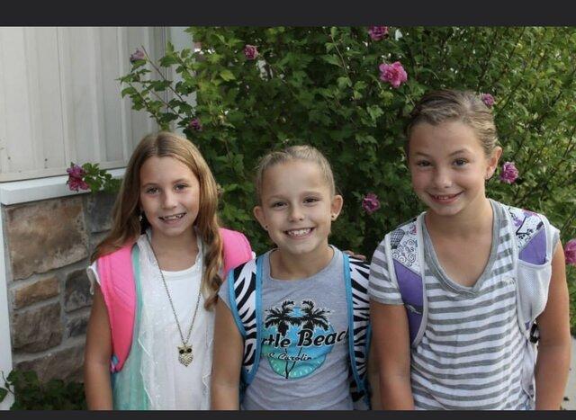 I Started 3rd Grade