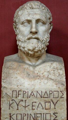 Periandro de Corinto
