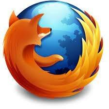 Mozilla Firefox browser.