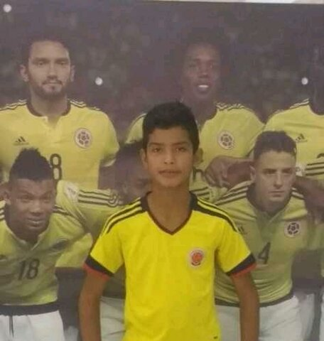 CUANDO ME VINE A COLOMBIA