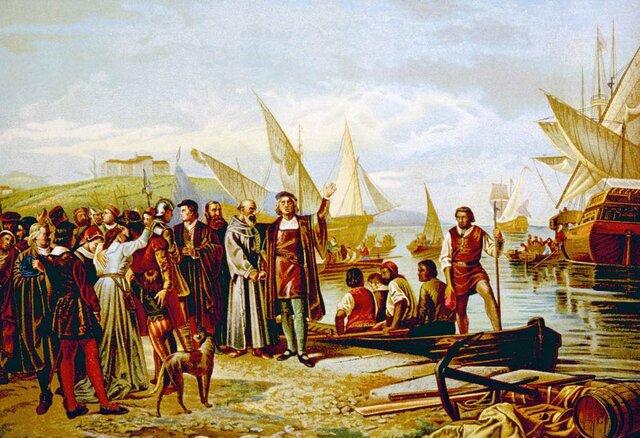The start of European Explorations