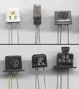 Transistor - 3ra generación