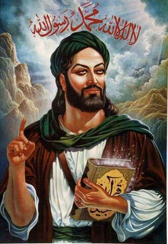 Muhammad Birth